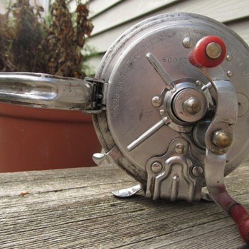 Magic Fishing Reel