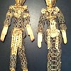 Ancient Singapore Coin Dolls