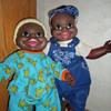 Mattel dolls twins?