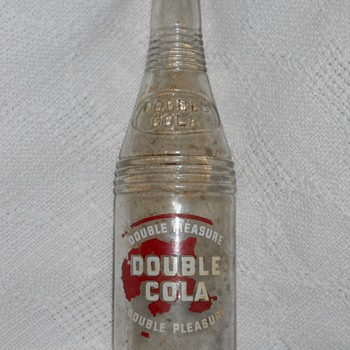 My Double Cola Bottle - Bottles