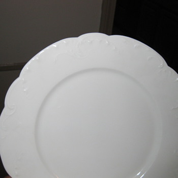 My Haviland Dishes