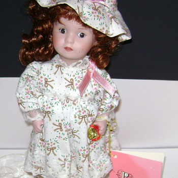 Paradise Galleries Doll