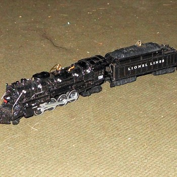 Hallmark Berkshire Steam Locomotive Ornament 2011