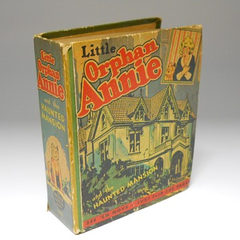 Little orphan Annie and the Haunted Mansion, Golden Age, Circa 1941 - Comic Books