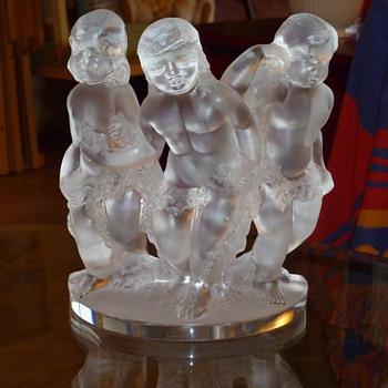 Lalique Figurine