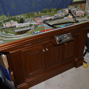 Stafford Z Scale - Model Trains