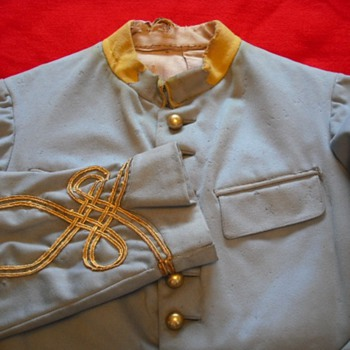 French Tirailleur Officer's Jacket - Military and Wartime