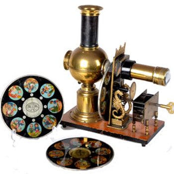Childs Magic Lantern - Cameras