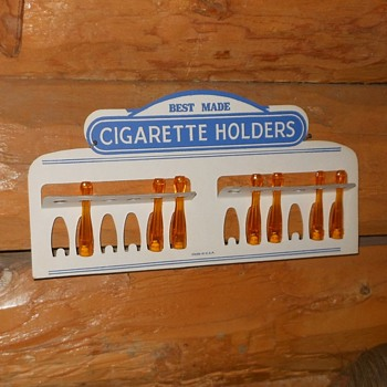 Best Made Cigarette Holder Store Dis9lay