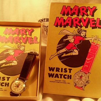 MARY MARVEL IN THE BOX - Wristwatches