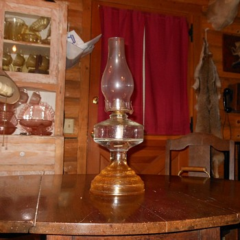 Eagle Oil/Kerosine Lamp - Lamps