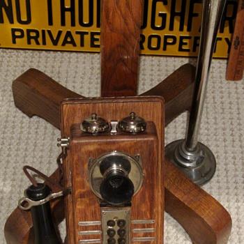 Switchboard oak Phone