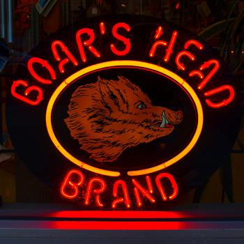 Boar's Head Neon…..