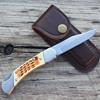 SHARP Brand Model 800 LOCKBACK KNIFE Made In U.S.A.