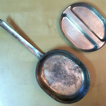 WWII Vallroth Co Mess Kit