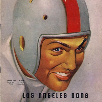 More old All America Football Conference programs