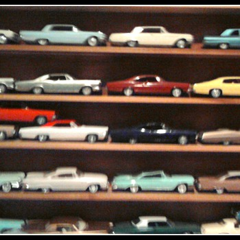 Love those Galaxie promos... - Model Cars