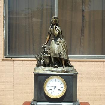 Raingo freres clock