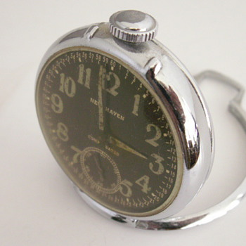 New Haven All-Purpose Watch - Pocket Watches
