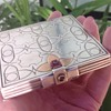 Art Deco? French Silver compact