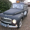 The one and only Volvo Duett P210 London cab from 1966