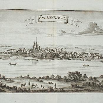Print:  Kallundborg, Denmark