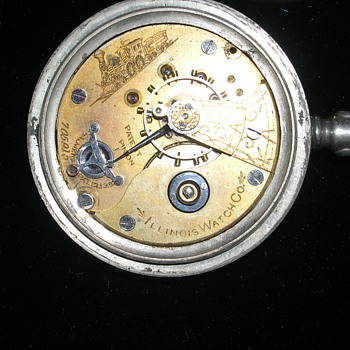 Illinois Railroad Watch - Pocket Watches