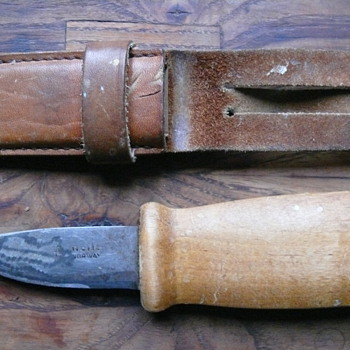 norwegian hunter's knife - Helle