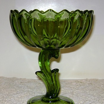 Indiana Glass Compote - Glassware