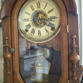 Wm Gilbert Mantel Clock - Clocks