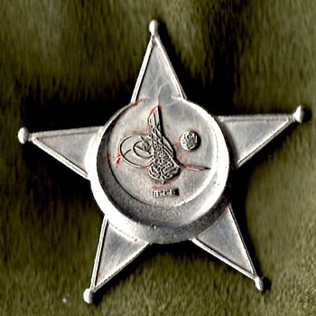 The Turkish War Medal  The Gallipoli Star