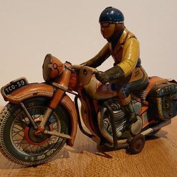 Tippco, Motorrad TCO 59