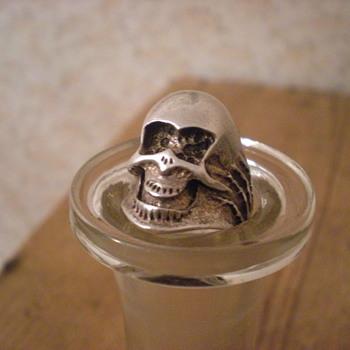Skull ring. - Fine Jewelry