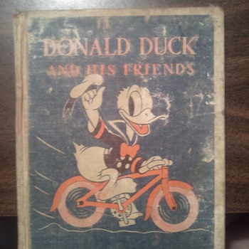 Donald Duck and His Friends - Books