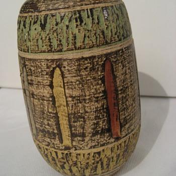 Vintage Vase German?