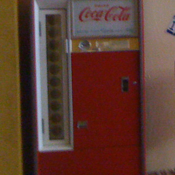 Coke Machine Model Help and Pricing??