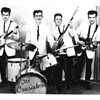Boys in The  Band Group 1960&#039;s. Gotta love that hair !