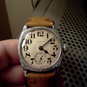 Pretty, old,old Elgin! - Wristwatches