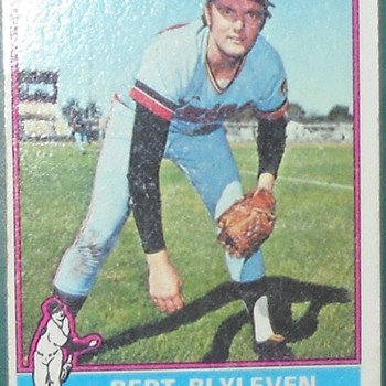 In honor of Bert Blyleven FINALLY making the Hall of Fame! - Baseball