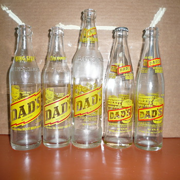 Dad's Root Beer - Bottles
