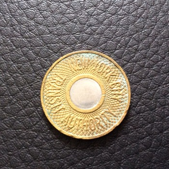 Old New York coin - US Coins