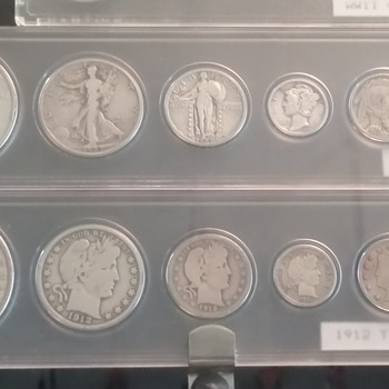 coins from 1903-2000