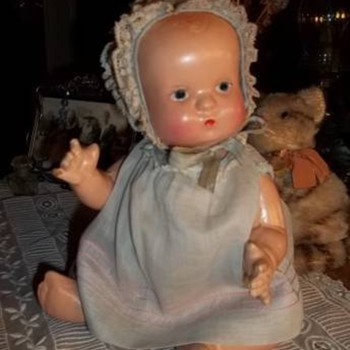 compo baby - G E M ?   - Dolls