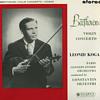 Columbia SAX 2386 - Beethoven - Violin Concerto - Leonid Kogan