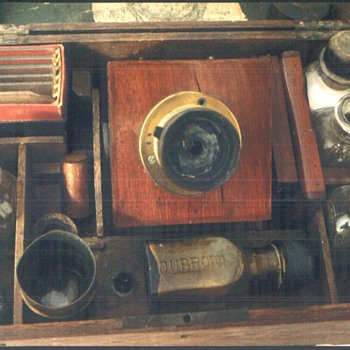 The Old camera collection