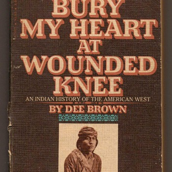 1972 - Bury My Heart at Wounded Knee - Books