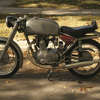 Parilla 250 GS Replica - best bike I've ever ridden! - Motorcycles