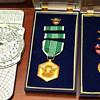 My Dads war medals, WWII, Korea, Vietnam