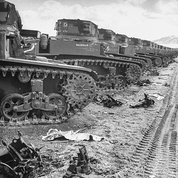 more Surplus from ww2 - Photographs