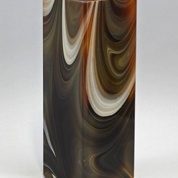 Riedel Marbled Decor - Art Glass